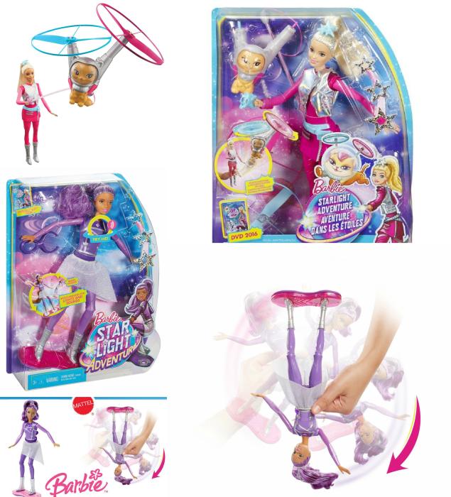 62e6eaf117 Boneca Barbie Aventura nas Estrelas Eletrônic. Preço  Consulte. Detalhes  PAPELARIA  CENTRAL
